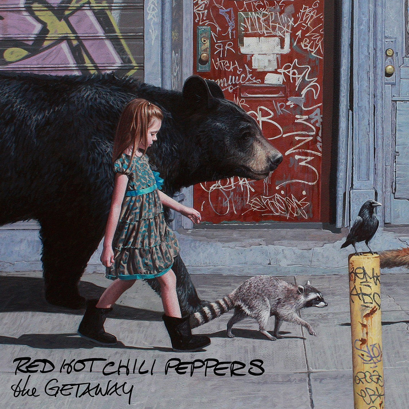 Album Review: Red Hot Chili Peppers – The Getaway