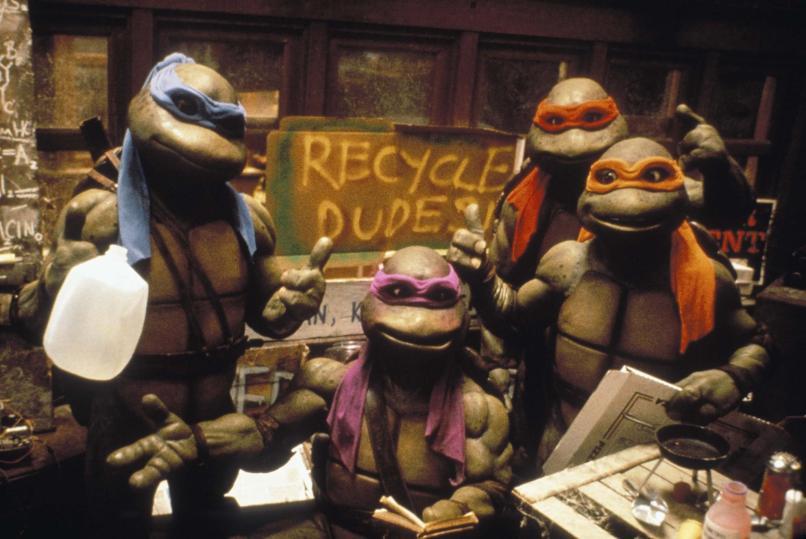 tmnt 2 cast The Unkind Rewind of Teenage Mutant Ninja Turtles II: The Secret of the Ooze