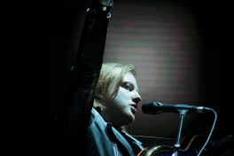 Two Door Cinema Club // Photo by Derrick Rossignol