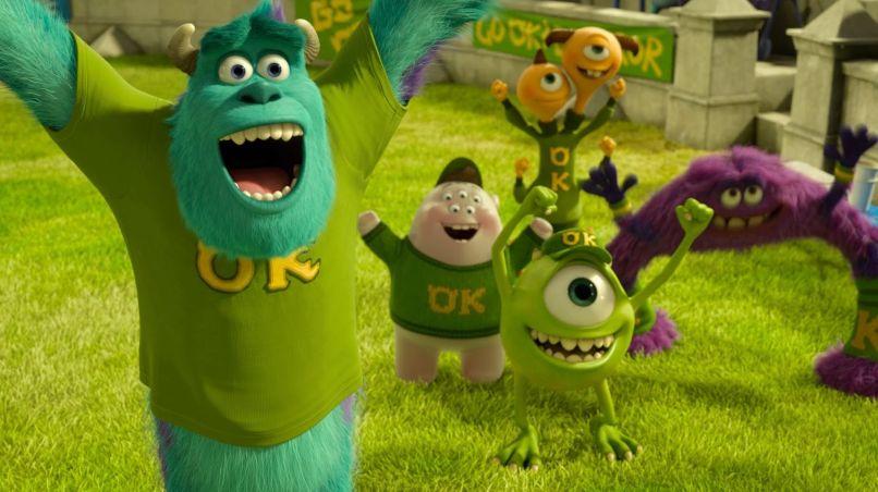 university Ranking: Every Pixar Movie from Worst to Best
