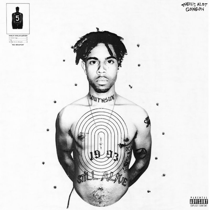 Vic Mensa releases There's Alot Going On EP: Stream/download