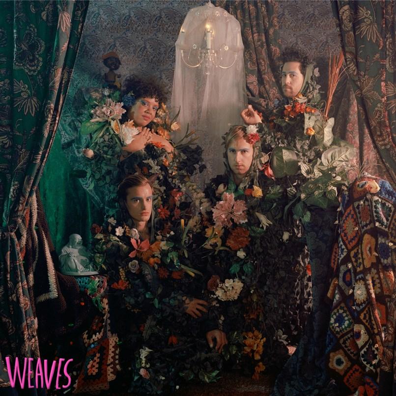 Weaves - Weaves (Album Cover)