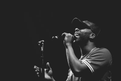 DVSN // Photo by Sara Marjorie Strick