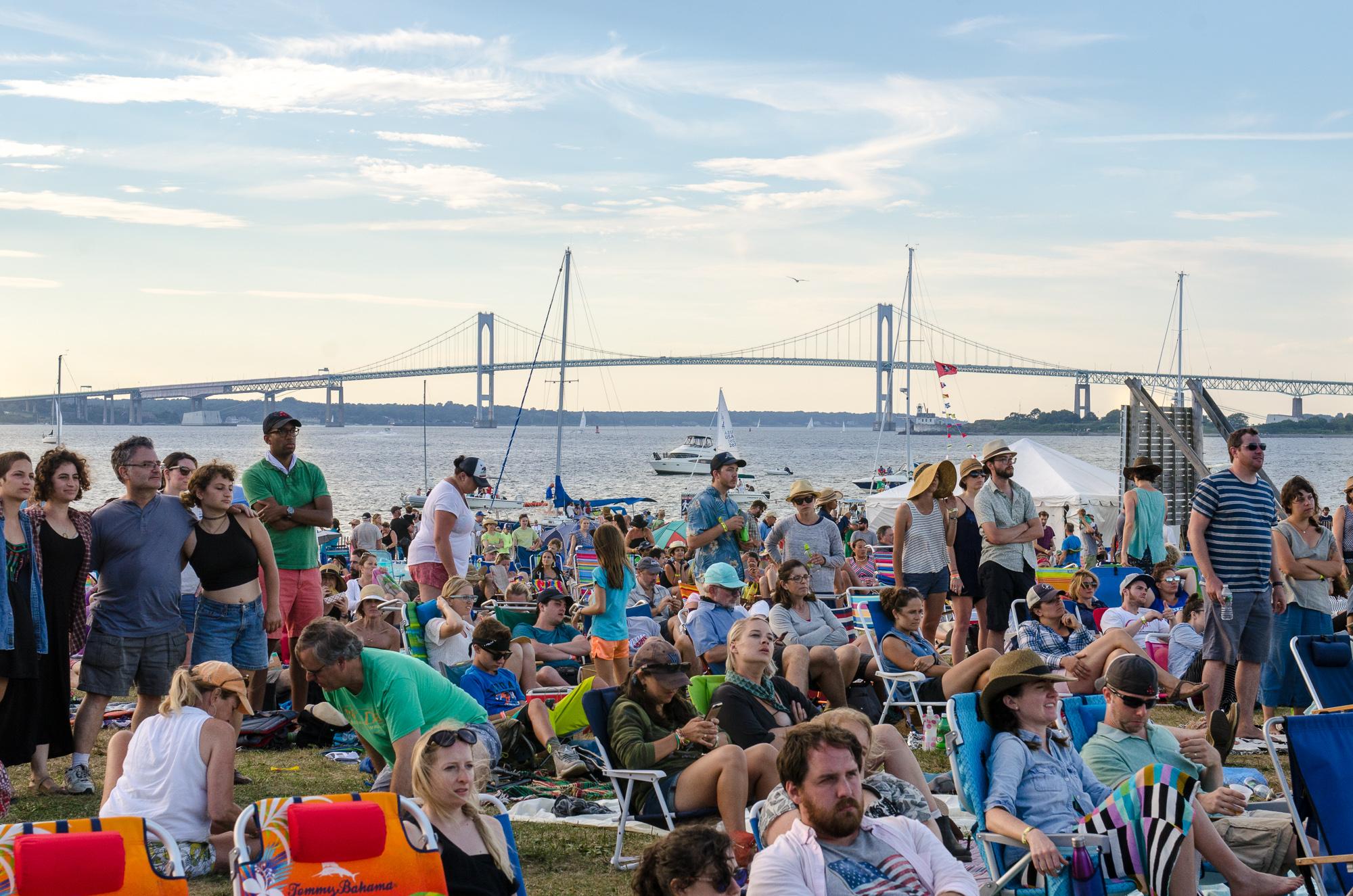 Newport Folk Festival 2016 // Photo by Ben Kaye