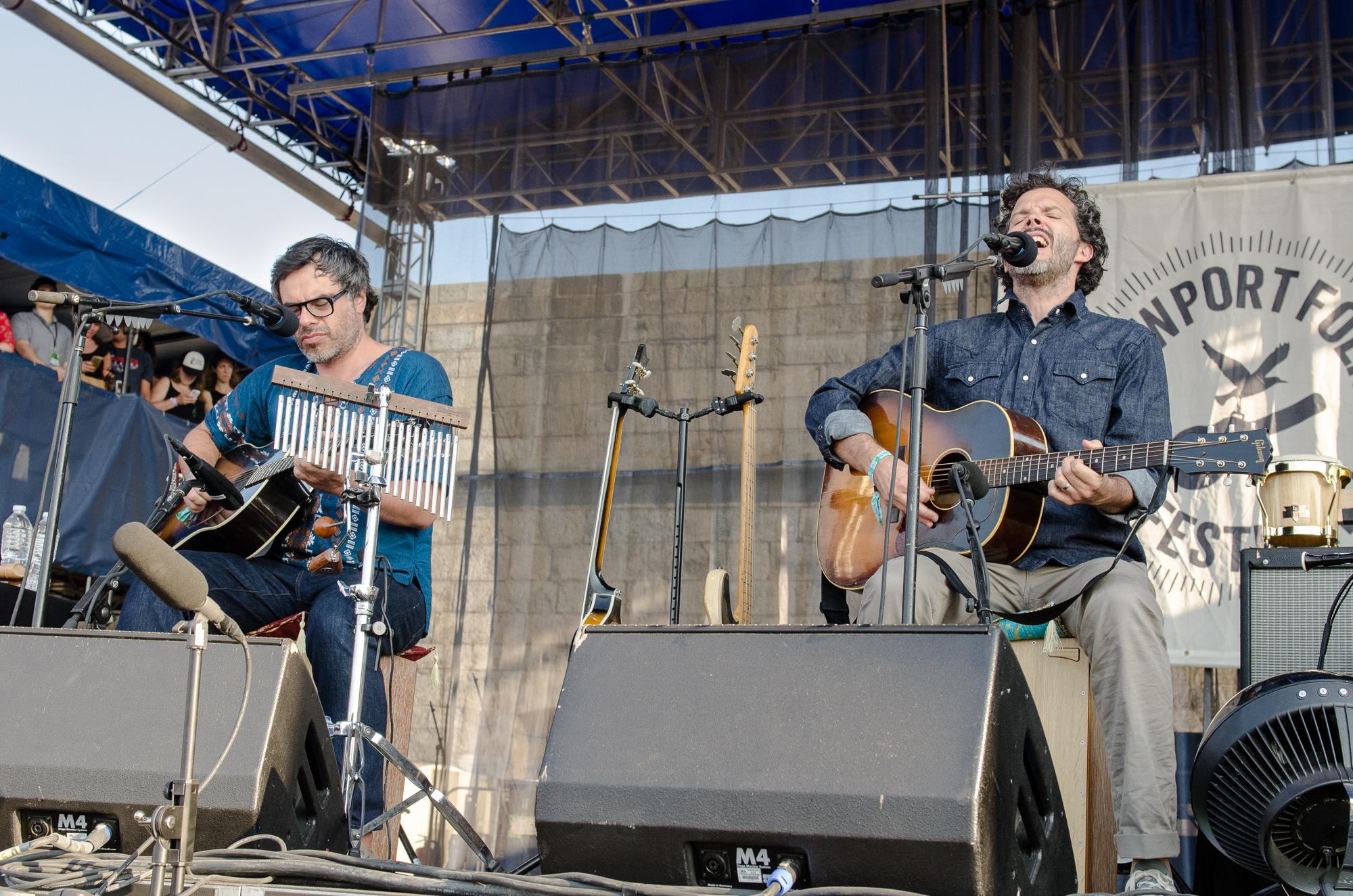 Ben-Kaye-Newport-Folk-Fest-Flight-of-the-Conchords-1