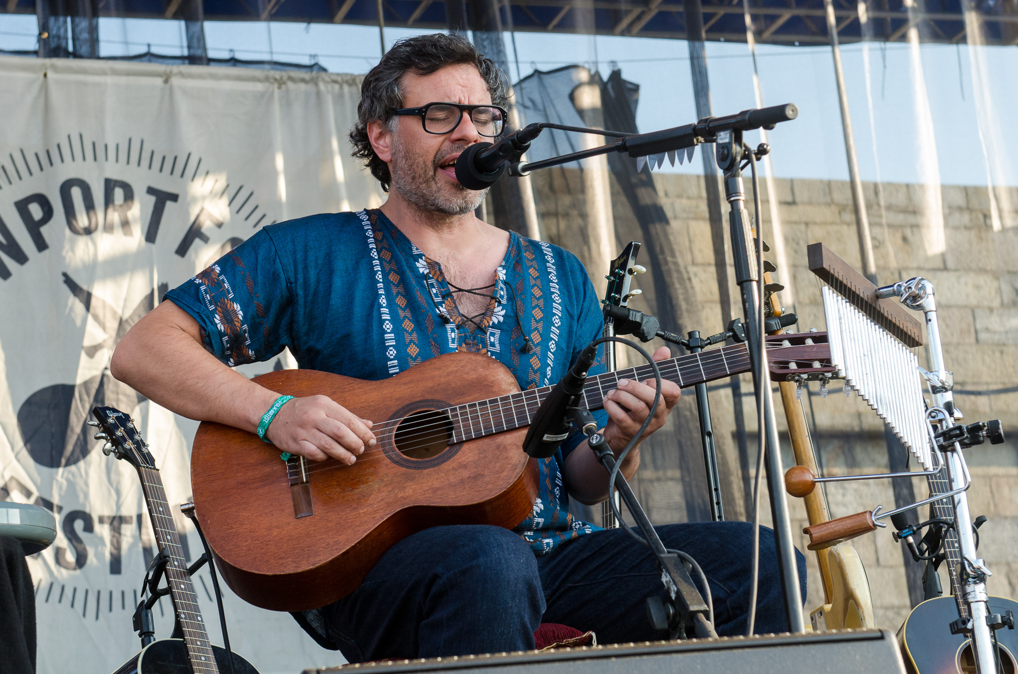 Flight of the Conchords // Photo by Ben Kaye