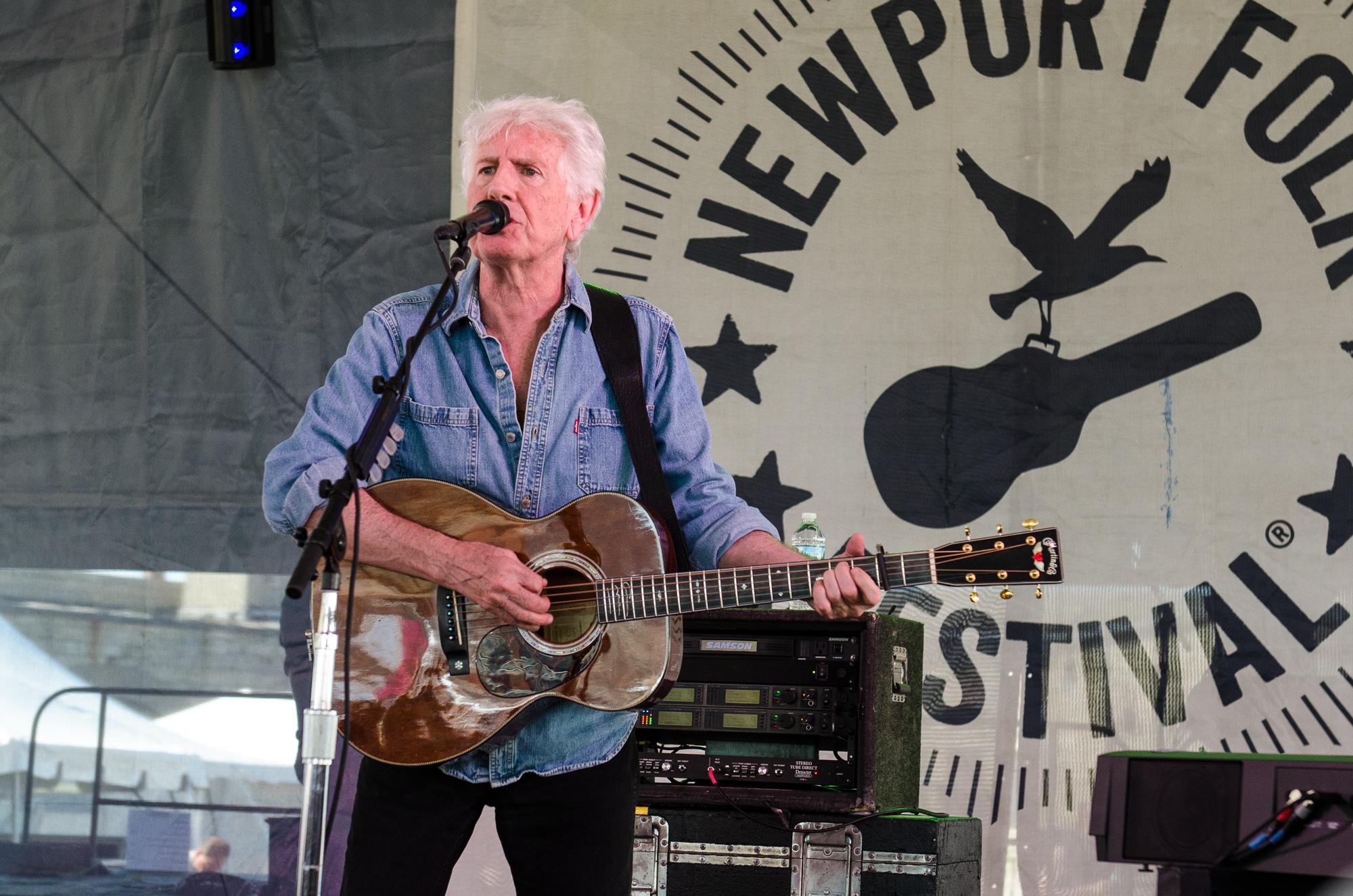 Ben-Kaye-Newport-Folk-Fest-Graham-Nash-1