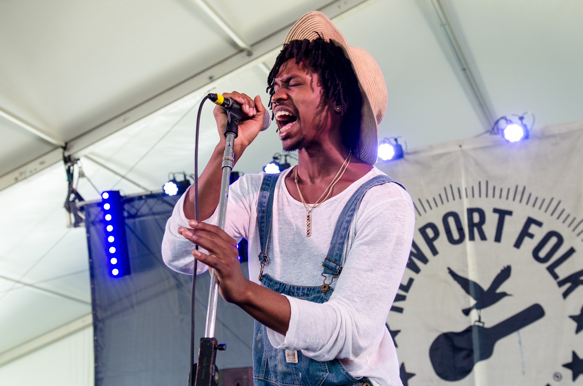 Ben-Kaye-Newport-Folk-Fest-Raury-1
