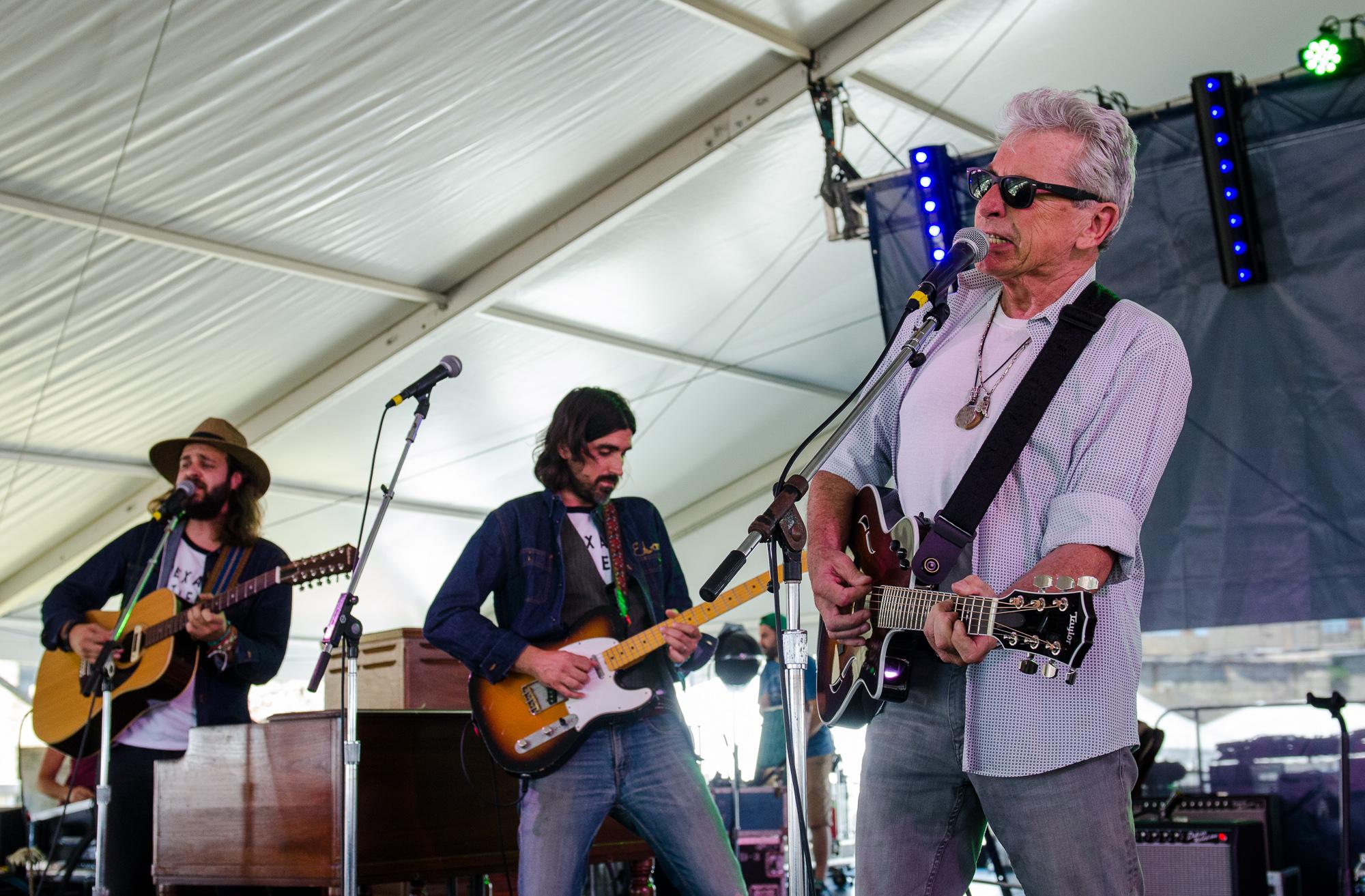Texas Gentlemen with Joe Ely // Photo by Ben Kaye
