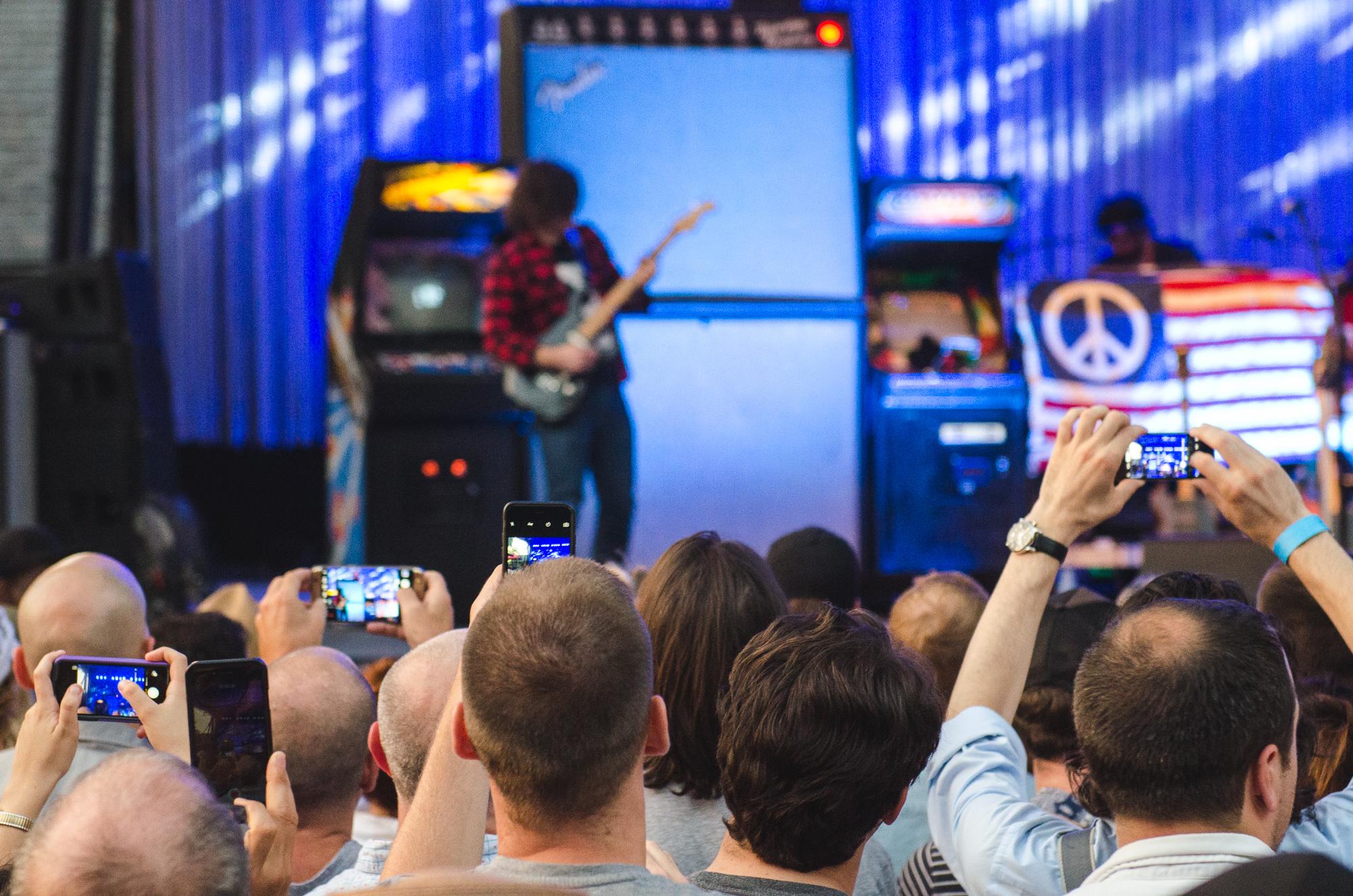 ben kaye ryan adams summerstage 11 Live Review: Ryan Adams at New York Citys SummerStage (7/20)