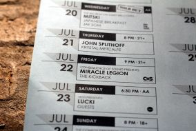 Miracle Legion // Photo by Heather Kaplan