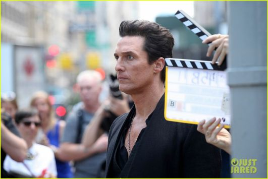 Matthew McConaughey as The Man in Black