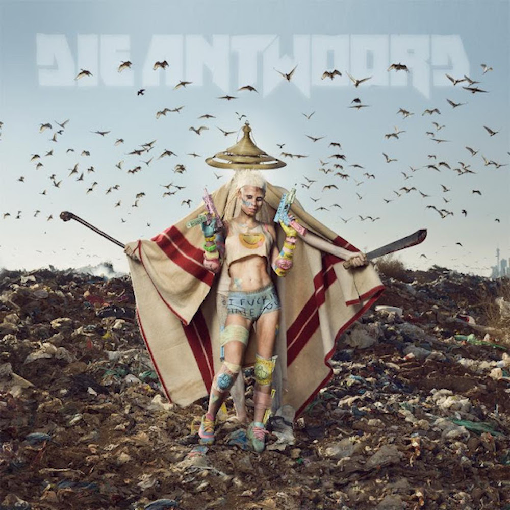 die antwoord album Die Antwoord announce new album, share hard hitting Banana Brain    listen