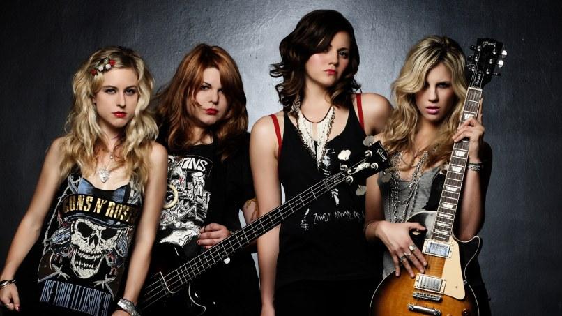 donnas The 100 Best Pop Punk Bands