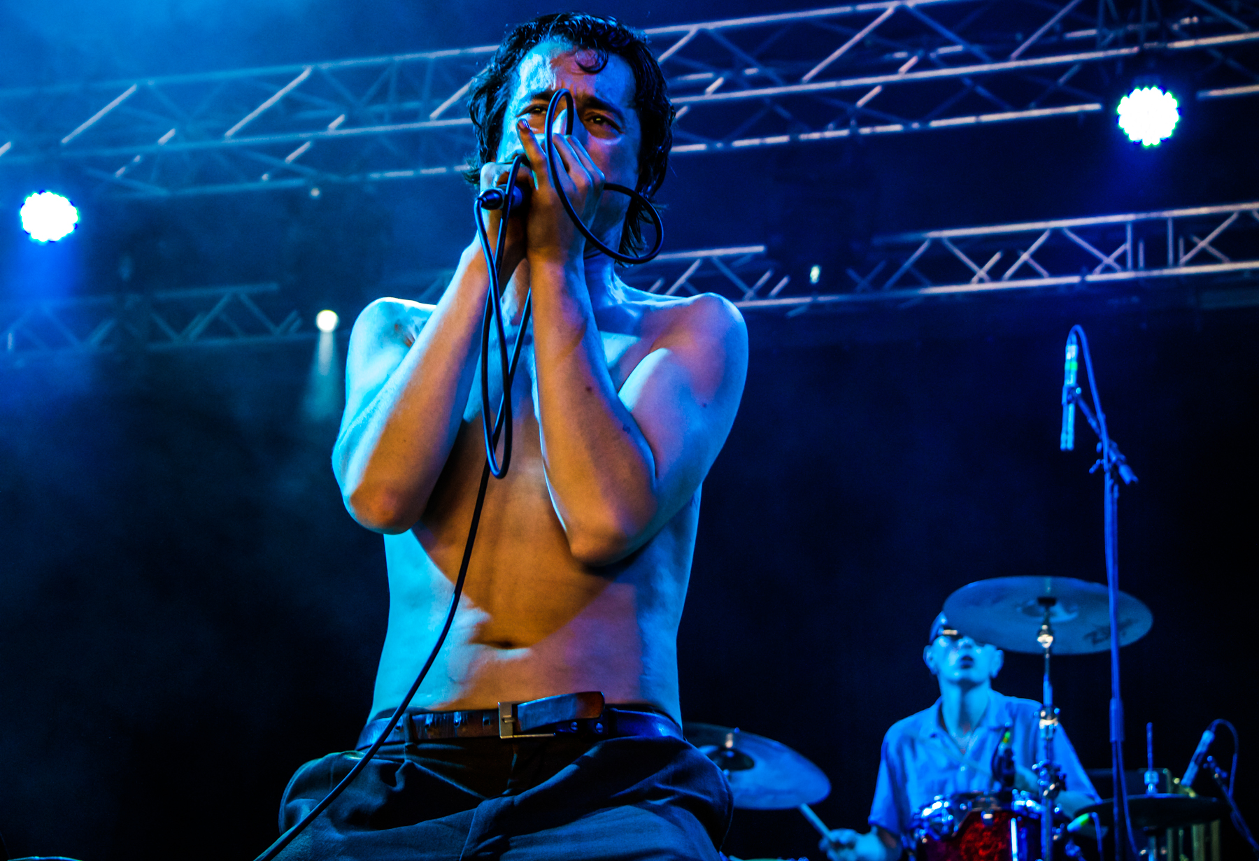 Fat White Family // Photo by Lior Phillips