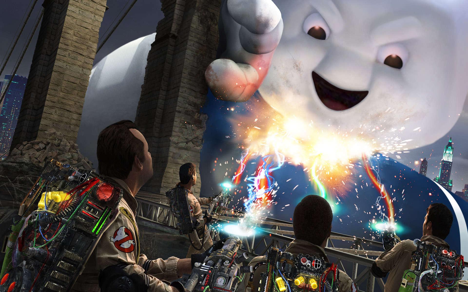 ghostbusters the video game1 Ghostbusters Struggled with Bad Video Games Before Giving Us a Third Film