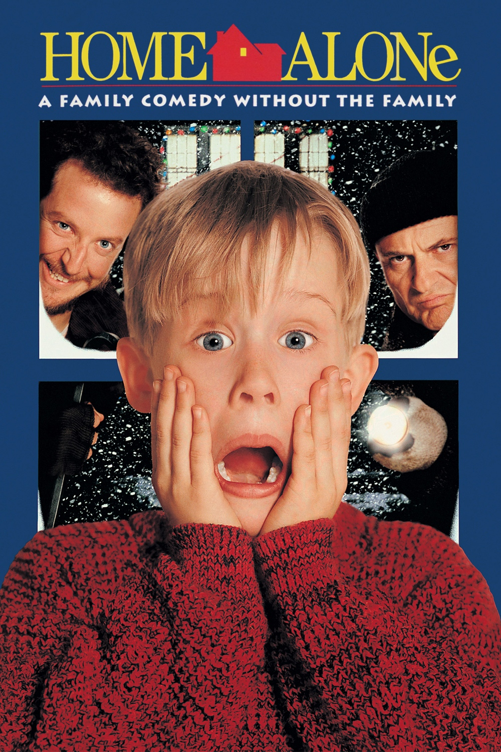 home alone theatrical poster background 11 The 10 Most Timeless Childrens Films