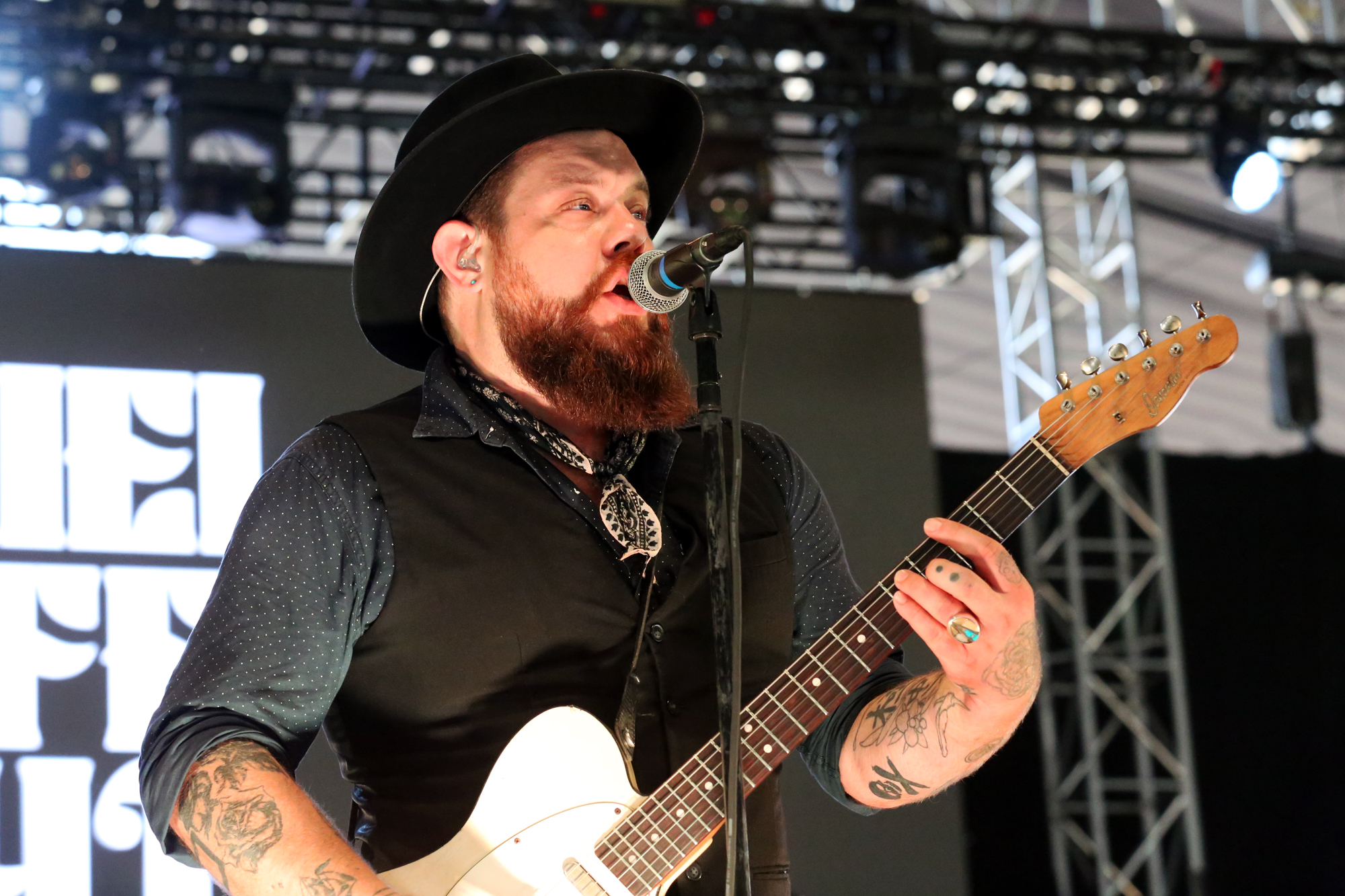 Nathaniel Rateliff // Photo by Killian Young