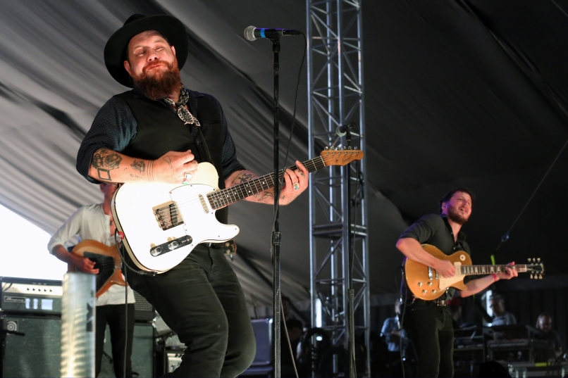 nathaniel rateliff killian young 5 Panorama 2016 Festival Review: From Worst to Best