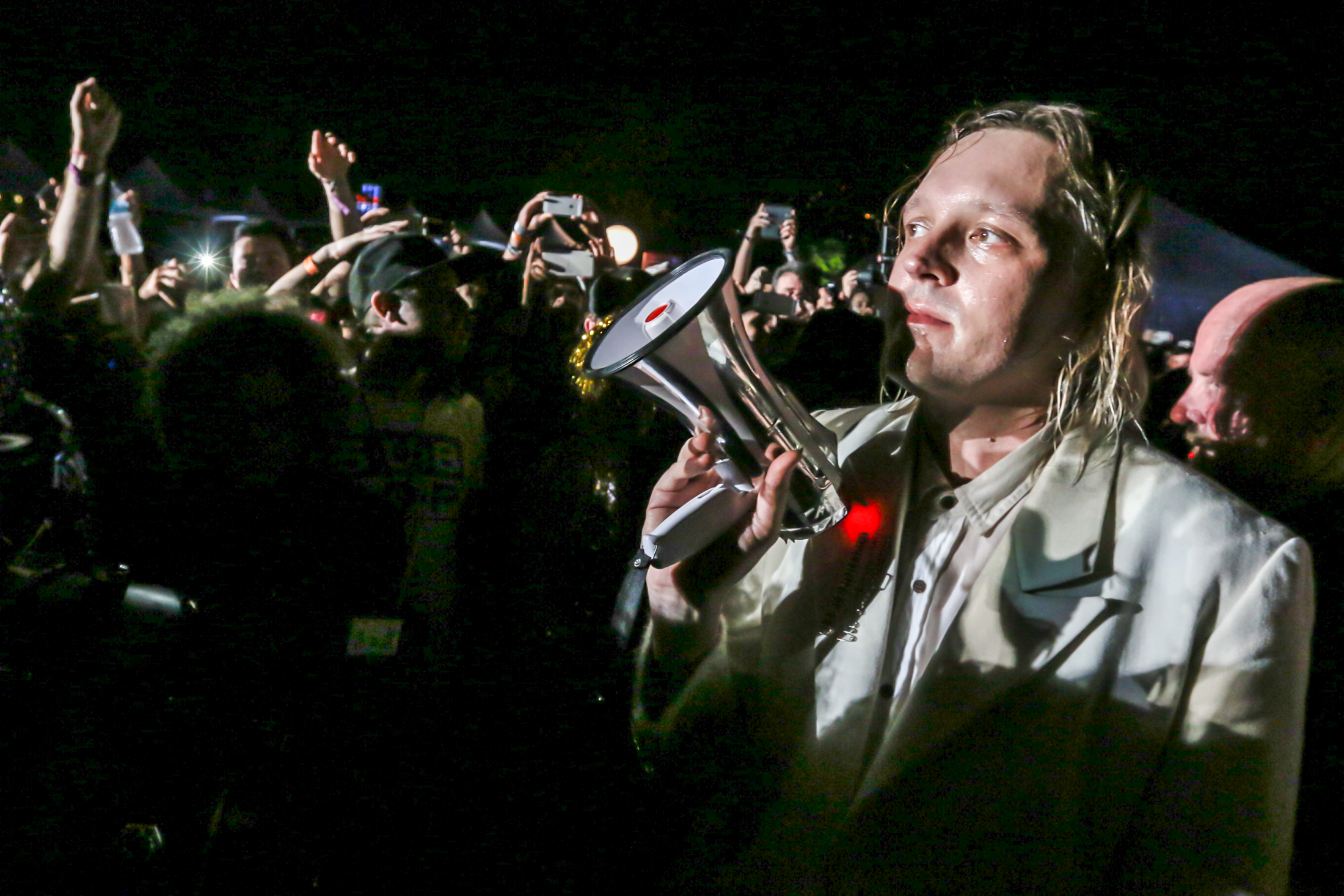 Arcade Fire // Photo by Nina Corcoran