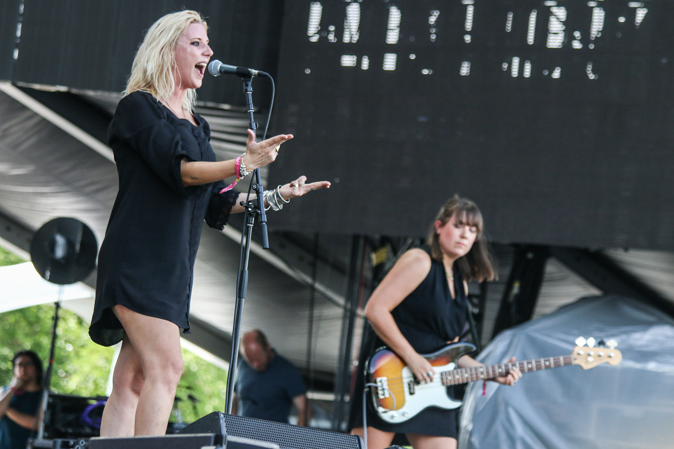 White Lung // Photo by Nina Corcoran