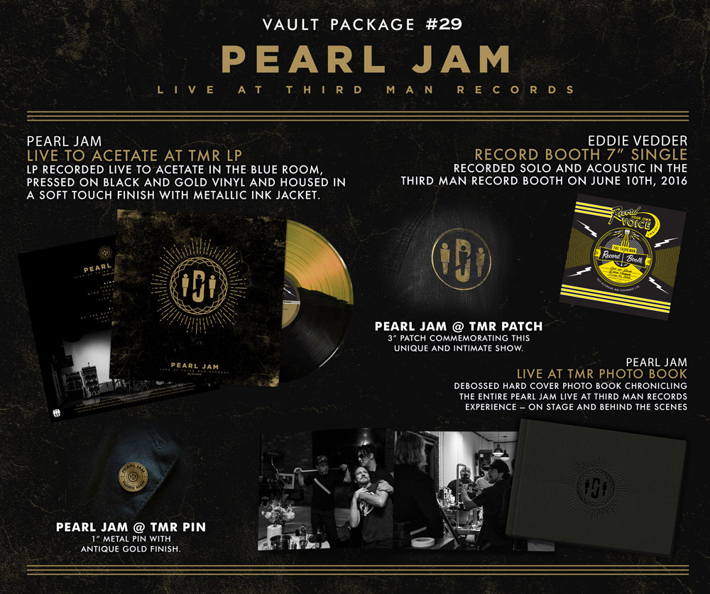 pearl jam package
