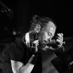Thom Yorke, photo by Killian Young