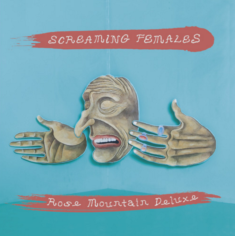 rose mountain deluxe Screaming Females unleash scorching new song Skeleton    listen