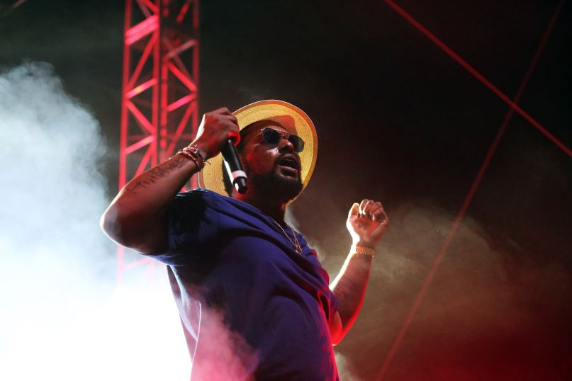ScHoolboy Q, photo by Killian Young