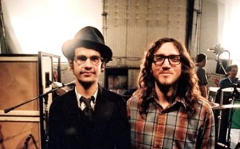 Omar Rodriguez Lopez John Frusciante