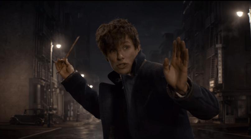 Fantastic Beasts trailer