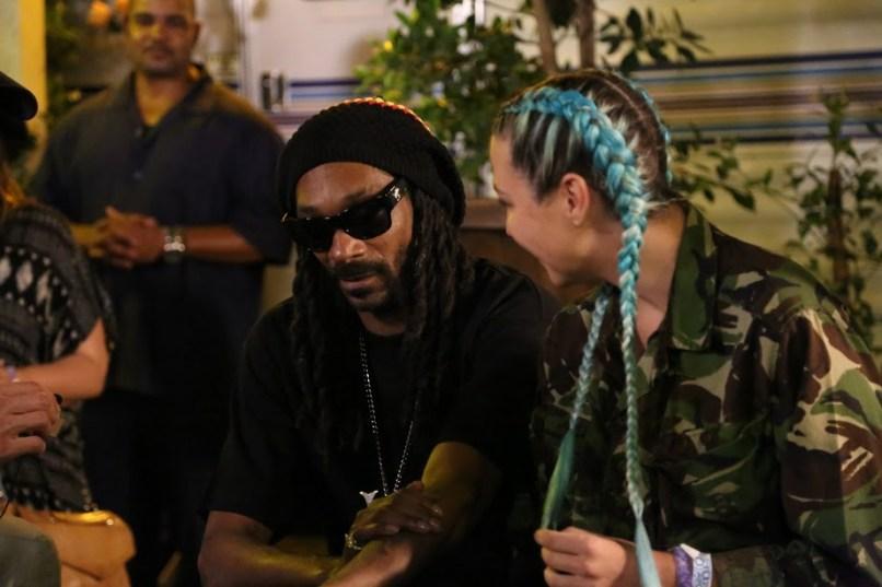 Snoop and Rachael