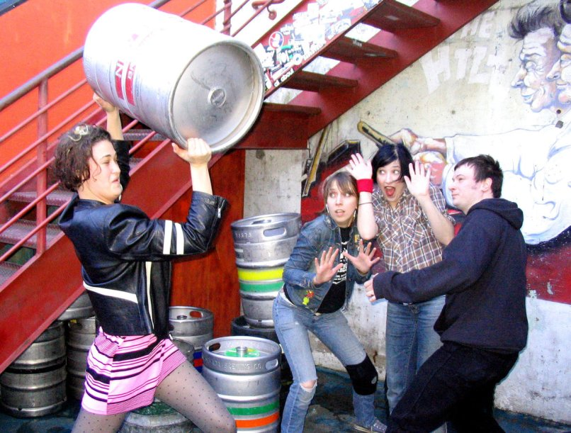 soviettes The 100 Best Pop Punk Bands