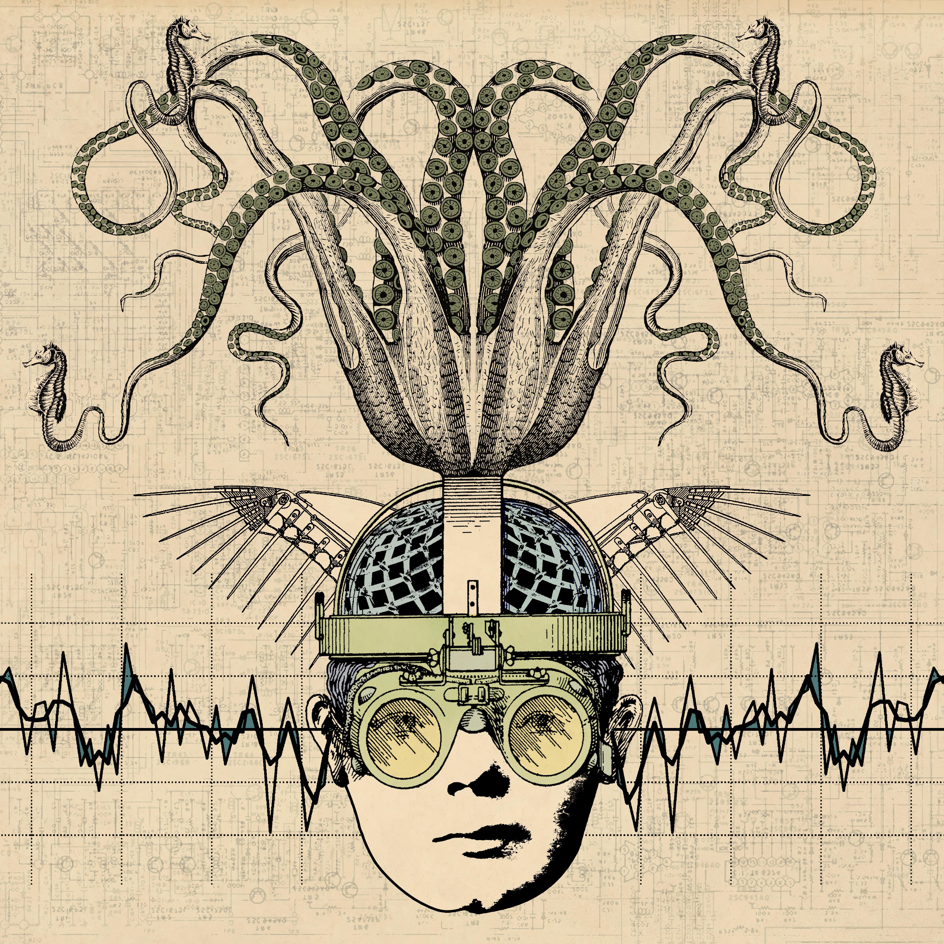 Stranger Heads Prevail - Album Art