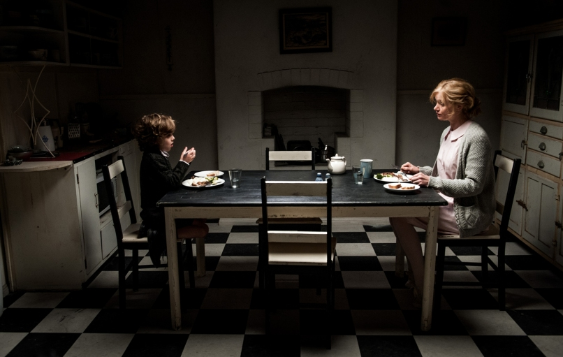 the babadook dining room In 2014, The Babadook Used Poltergeists to Explain the Horrors of Motherhood