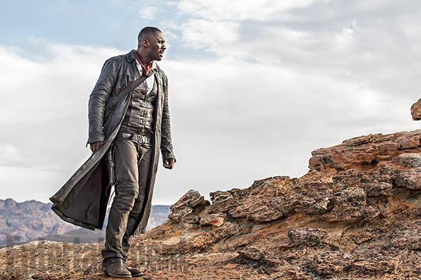 Idris Elba, Roland Deschain