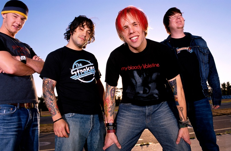 The 100 Best Pop Punk Bands of All Time   Staff List