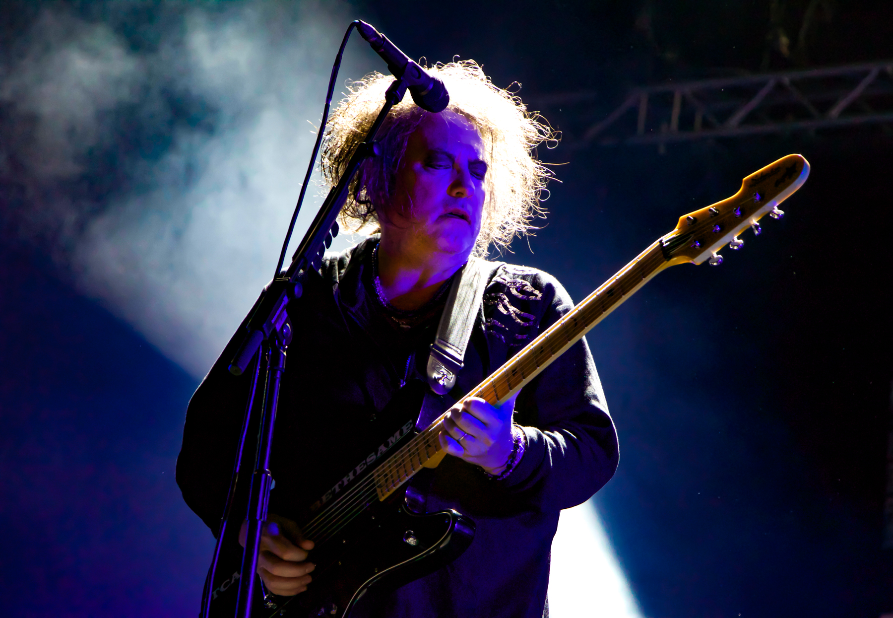 The Cure // Photo by Lior Phillips