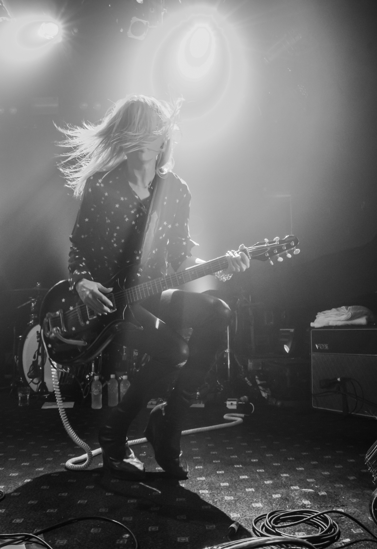 The Kills // Photo by Lior Phillips