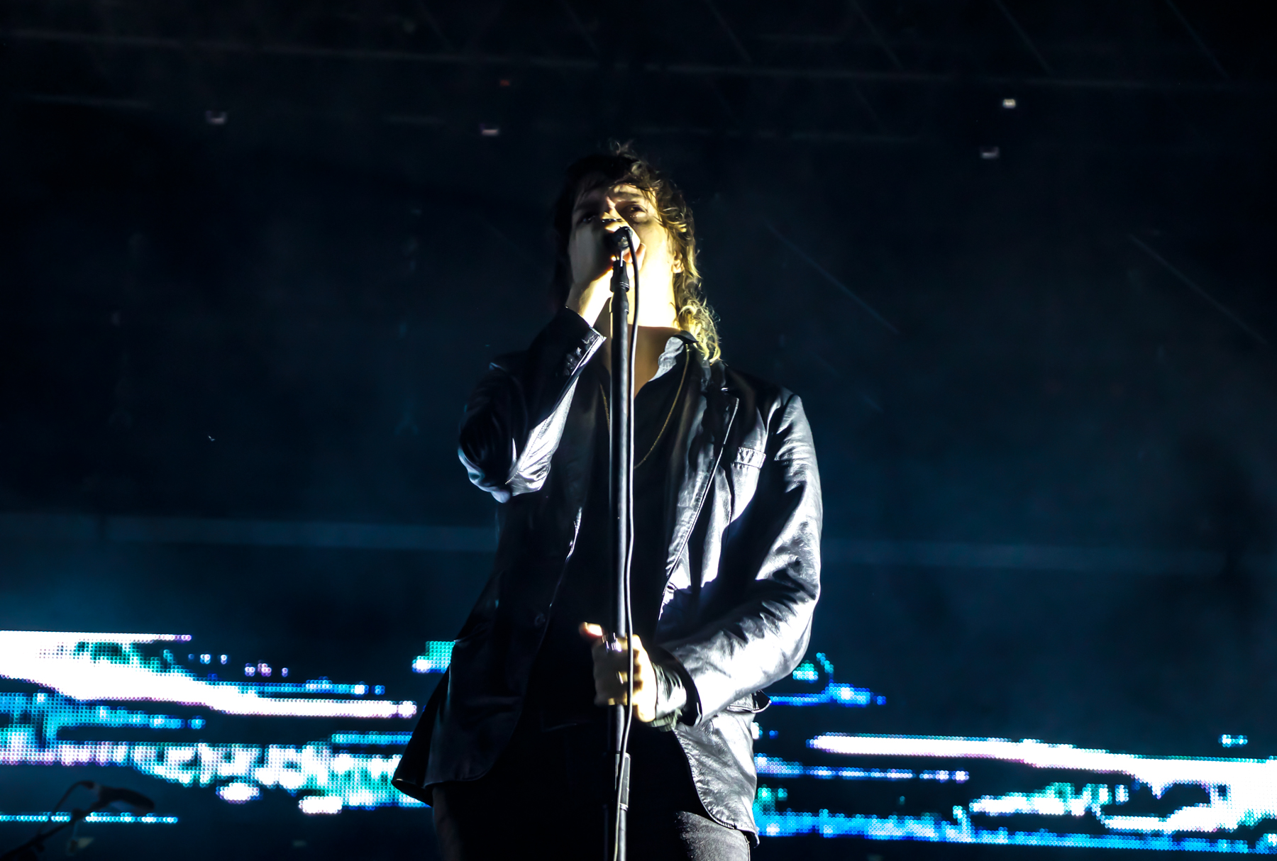 The Strokes // Photo by Lior Phillips