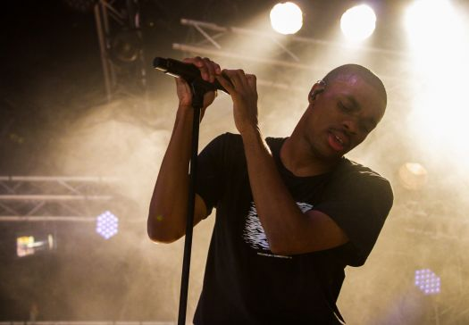 Vince Staples // Photo by Lior Phillips