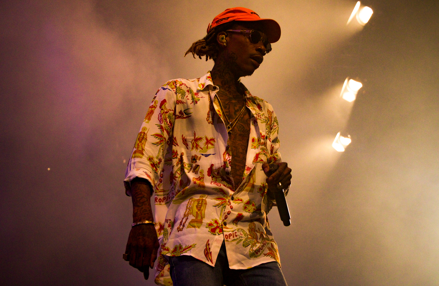 wizkhalifa01liorphillips Lollapaloozas 2017 Lineup: One Day Later