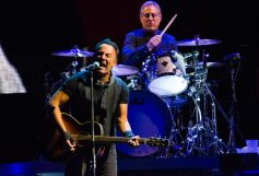 Bruce Springsteen and the E Street Band // Photo by Ben Kaye