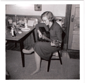 connie guitar Musics Original Sad Girl: The Mysterious Legacy of Connie Converse
