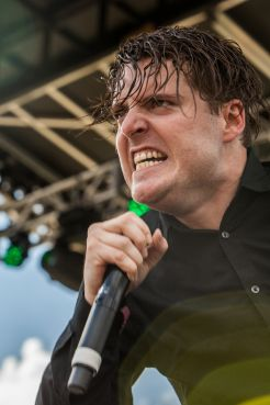 Deafheaven // Photo by Carlo Cavaluzzi
