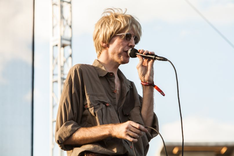 Deerhunter, photo by Carlo Cavaluzzi