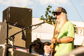 Dinosaur Jr. // Photo by Carlo Cavaluzzi
