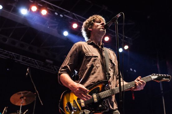 Drive Like Jehu // Photo by Carlo Cavaluzzi