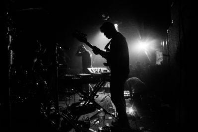 Foxing // Photo by Carlo Cavaluzzi