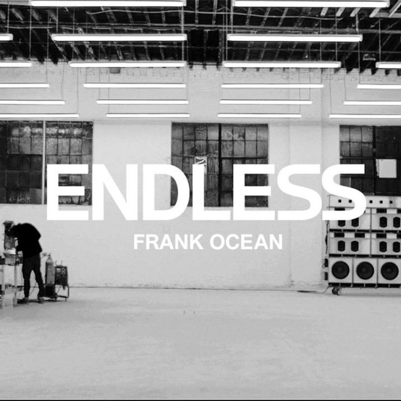 Frank Ocean Endless Album Reviews Consequence Of Sound